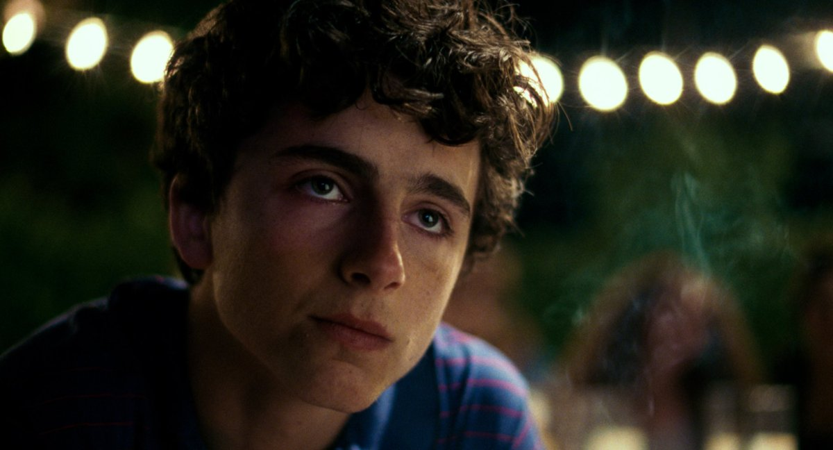 'Call Me By Your Name': on the unforgiving pain of first love